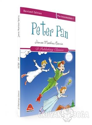 Peter Pan - James Matthew Barrie - D Publishing Yayınları