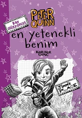 Peter Quinn - En Yetenekli Benim - Aykut Atila Doğan - Kariyer Yayınla