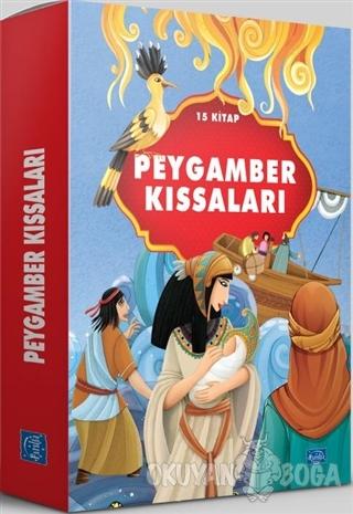 Peygamber Kıssaları (15 Kitap Set) - Kemal Seyyid - Parıltı Yayınları