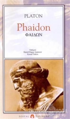 Phaidon - Platon (Eflatun) - Sosyal Yayınları