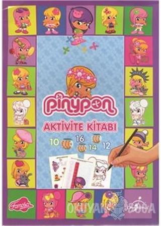 Pinypon - Aktivite Kitabı - Kolektif - Çocuk Gezegeni