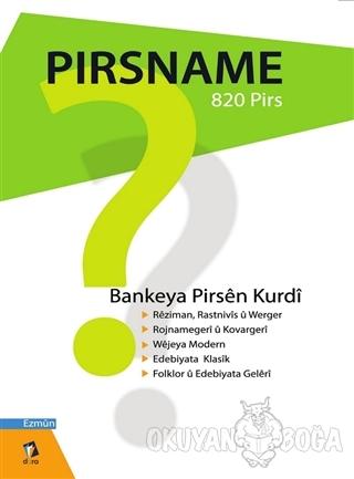 Pirsname - Bankeya Pirsen Kurdi - Kolektif - Dara Yayınları