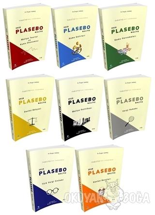 Plasebo Maliye Soru Bankası Modüler Set (8 Kitap Takım)