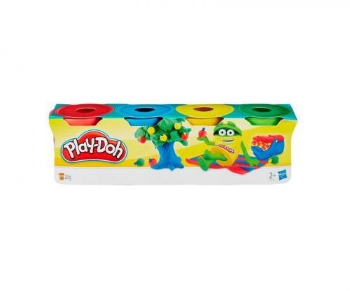 Play-Doh YENİ Oyun Hamuru 4'lü B5517 - - Play-Doh