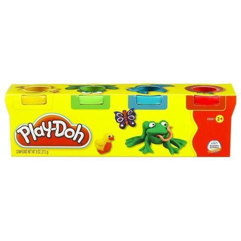 Play-Doh YENİ Oyun Hamuru 4'lü MİNİ 23241 - - Play-Doh