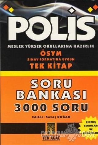 Polis Meslek Yüksekokullarına Hazırlık Soru Bankası 3000 Soru - Kolekt