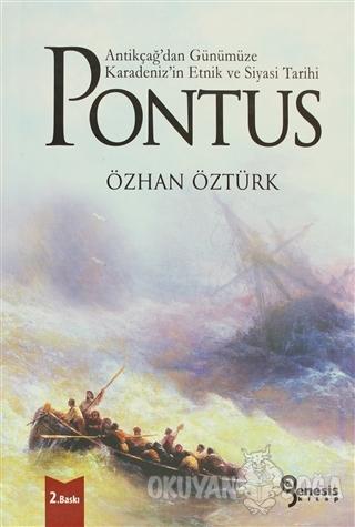 Pontus (Özel Baskı) (Ciltli) - Özhan Öztürk - Genesis Kitap