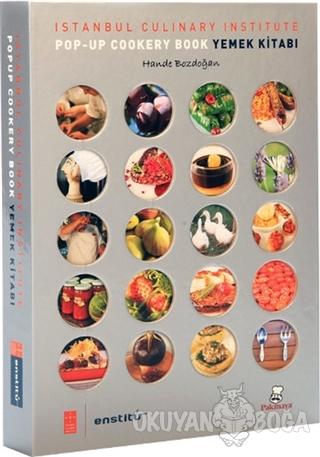 Pop-Up Cookery Book Yemek Kitabı (Ciltli)
