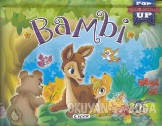 Pop-Up Mini Masallar - Bambi (Ciltli)
