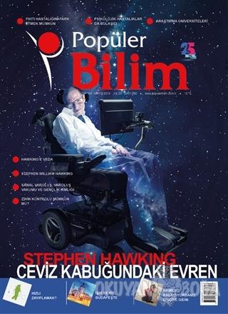 Popüler Bilim Dergisi Sayı: 260 Nisan - Mayıs 2018