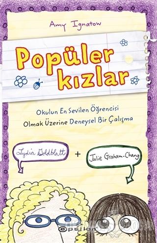 Popüler Kızlar (Ciltli) - Amy Ignatow - Epsilon Yayınevi