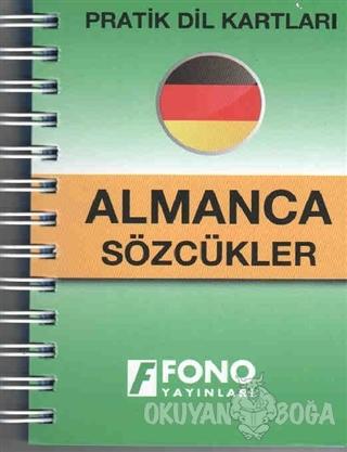 Pratik Dil Kartları Almanca Sözcükler