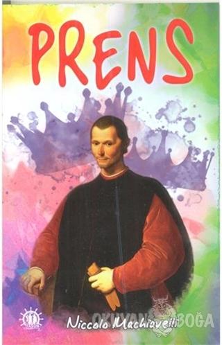 Prens - Niccolo Machiavelli - Yason Yayıncılık