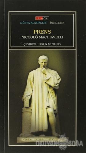 Prens - Niccolo Machiavelli - Bordo Siyah Yayınları