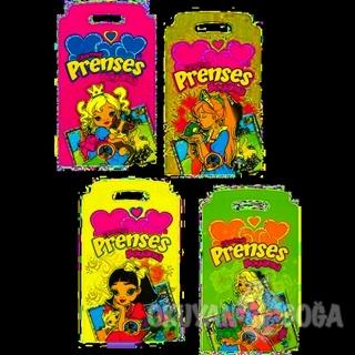 Prenses Boyama 4'lü Seri Kolektif