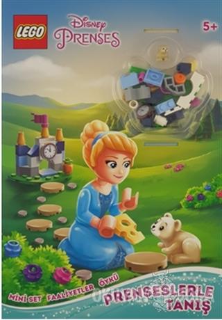 Prenses Prenseslerle Tanış - Lego Disney (Figürlü) - Kolektif - Doğan