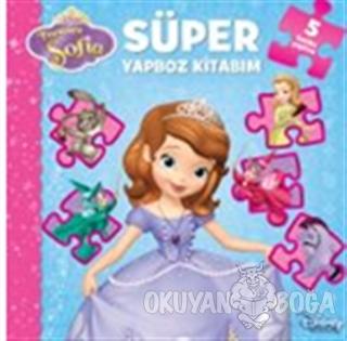 Prenses Sofia - Süper Yapboz Kitabım (Ciltli) - Kolektif - Doğan Egmon