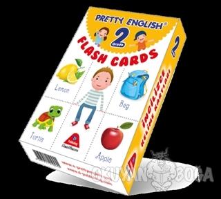 Pretty English Flash Cards 2 Grade - Kolektif - D Publishing Yayınları