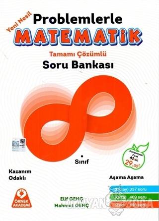 Problemlerle Matematik Tamamı Çözümlü Soru Bankası - Kolektif - Örnek