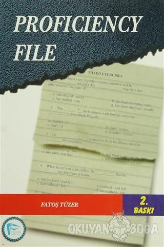 Proficiency File - Fatoş Tüzer - Pelikan Tıp Teknik Yayıncılık