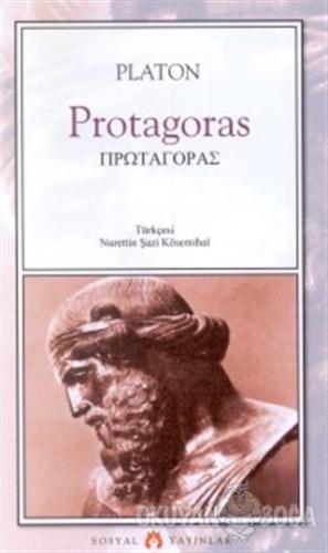Protagoras - Platon (Eflatun) - Sosyal Yayınları