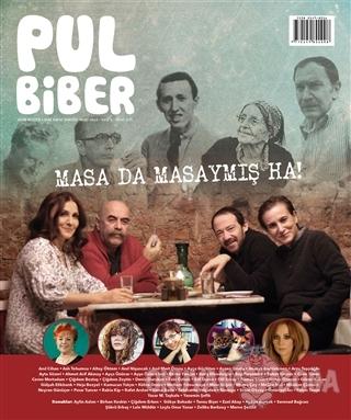 Pul Biber Dergisi Sayı : 6 Mart 2016 - Kolektif - Pul Biber Dergisi
