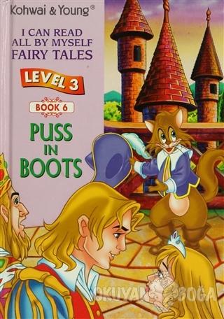 Puss In Boots (Level 3 - Book 6) (Ciltli) - Kolektif - Kohwai & Young