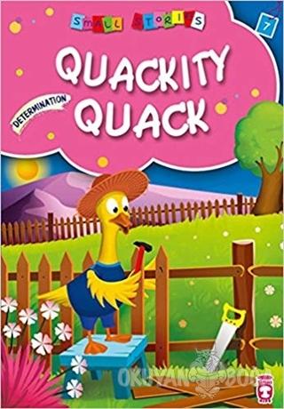 Quackity Quack - Mojgan Sheikhi - Timaş Publishing