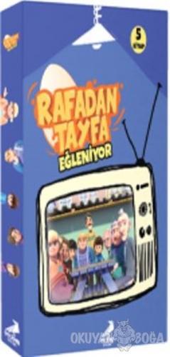 Rafadan Tayfa Eğleniyor (5 Kitap Takım)