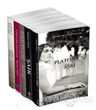 Rafet Elçi Edebiyat Seti (5 Kitap Takım) - Rafet Elçi - Litera Yayıncı