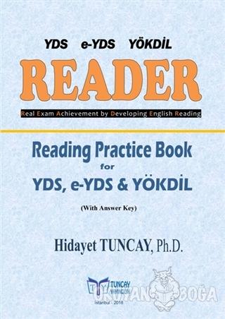 Reader - Reading Practice Book for YDS, e-YDS YÖKDİL
