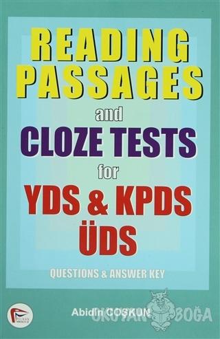 Reading Passages and Cloze Tests for YDS, KPDS, ÜDS - Abidin Coşkun -