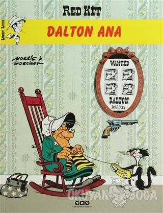 Red Kit 61 - Dalton Ana - Goscinny - Yapı Kredi Yayınları