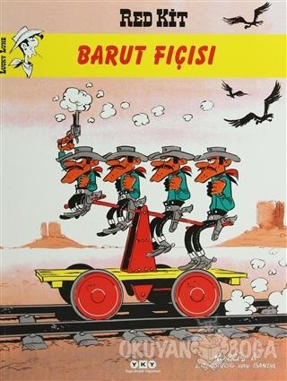 Red Kit 65 - Barut Fıçısı - Lo Hartog Van Banda - Yapı Kredi Yayınları