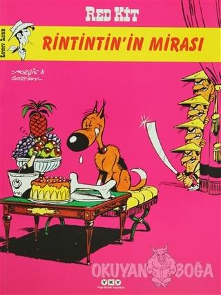 Red Kit 72: Rintintin'in Mirası - Morris - Yapı Kredi Yayınları