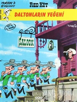 Red Kit Daltonların Yeğeni - Goscinny - Yapı Kredi Yayınları