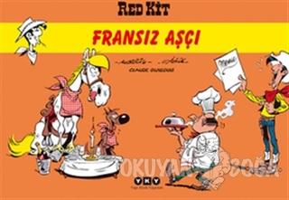 Red Kit Fransız Aşçı - Morris - Yapı Kredi Yayınları