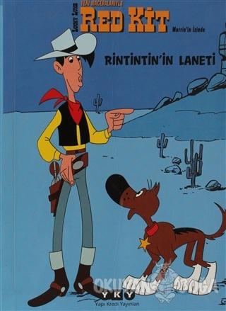 Red Kit Morris'in İzinde - Rintintin'in Laneti - Jean-François Henry -