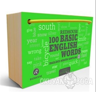 Redhouse 100 Basic English Words 2