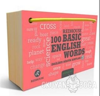 Redhouse 100 Basic English Words 3 - Kolektif - Redhouse Yayınları
