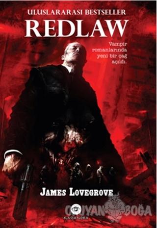 Redlaw - James Lovegrove - Kassandra Yayınları