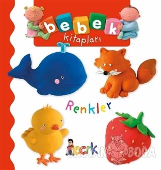 Renkler - Bebek Kitapları (Ciltli)