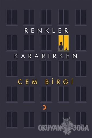 Renkler Kararırken - Cem Birgi - Cinius Yayınları