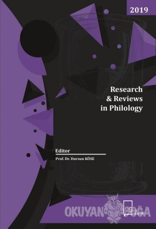 Research Reviews in Philology