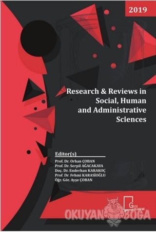Research Reviews in Social, Human and Administrative Sciences Kollekti