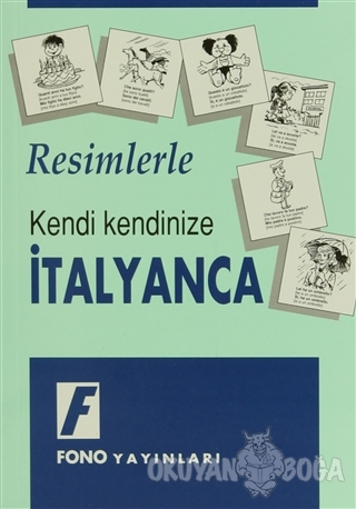 Resimlerle İtalyanca - Murat Sancaklı - Fono Yayınları