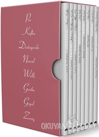 Resimli Başyapıtlar Seti (8 Kitap Takım)