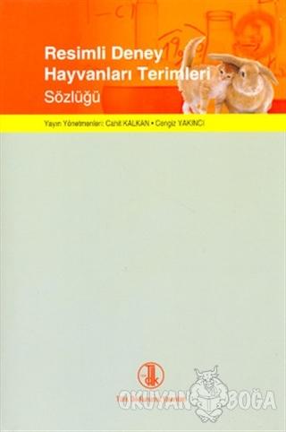 Resimli Deney Hayvanları Terimleri Sözlüğü (Ciltli)