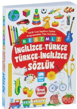 Resimli İngilizce-Türkçe Türkçe-İngilizce Sözlük