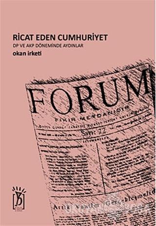 Ricat Eden Cumhuriyet - Okan İrketi - Tan Kitabevi Yayınları